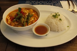 Khmer Chicken Curry