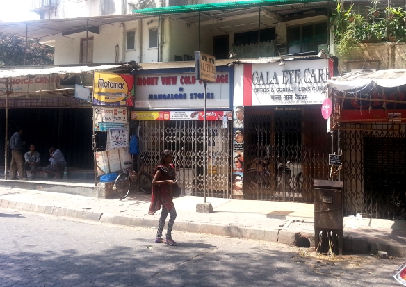 Closed Shops in Mumbai