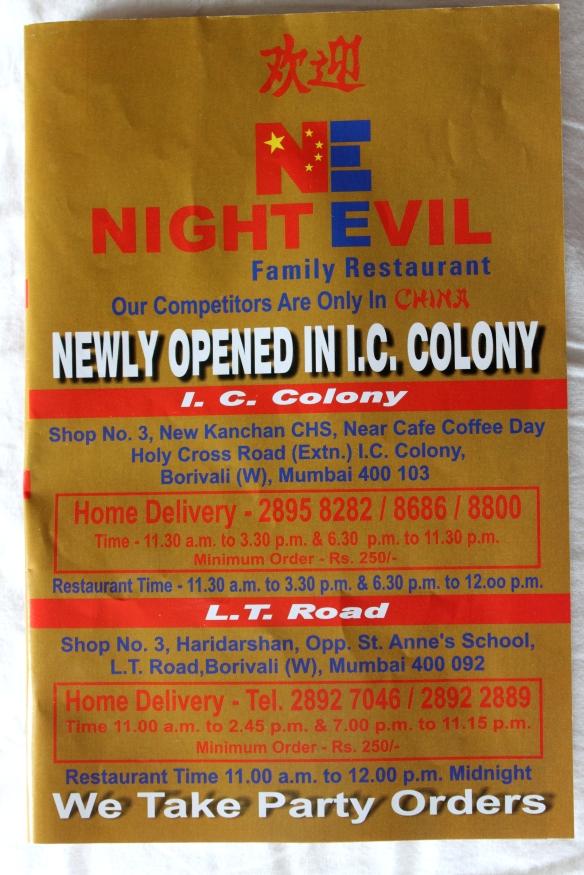 Night Evil?