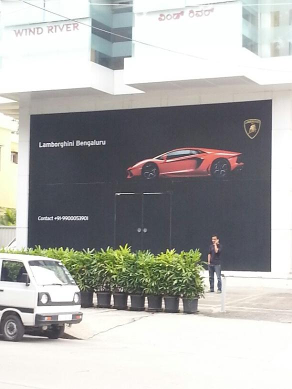 Lamborghini Bangalore