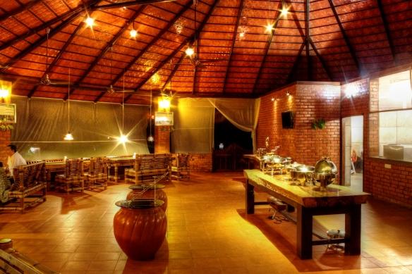 Wild Woods Spa Dining Hall
