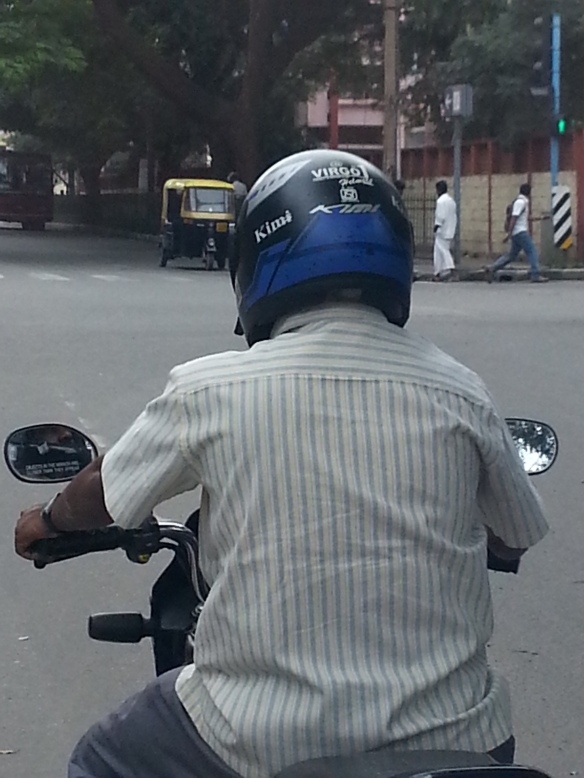 Kimi Raikonnen spotted in Bangalore