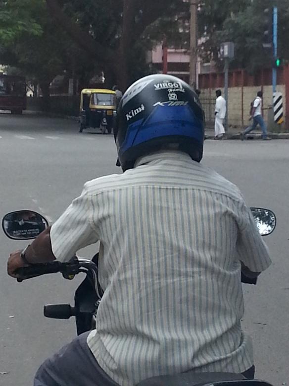 Kimi Raikonnen spotted in Bangalore