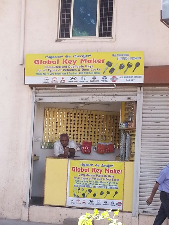 Global Key Maker