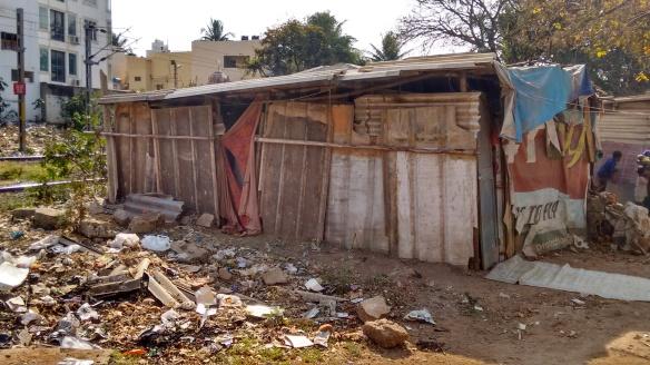 Slum dwelling