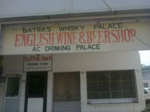 English Wine Shop